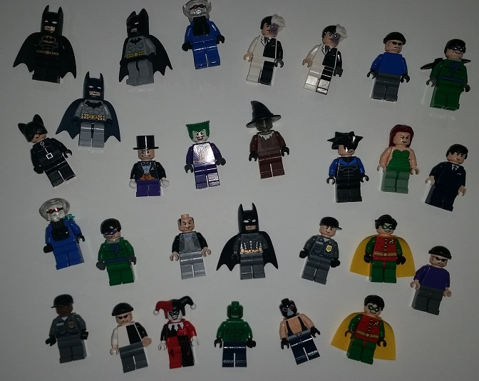 Talia al Ghul DC minifig sh291 FREE POST LEGO Minifigure Batman