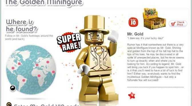 Lego Mr Gold Images | Minifigure Price Guide