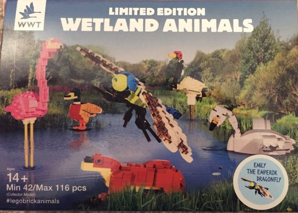 Lego WWT Certified Professional Wetland Animals Sets Front