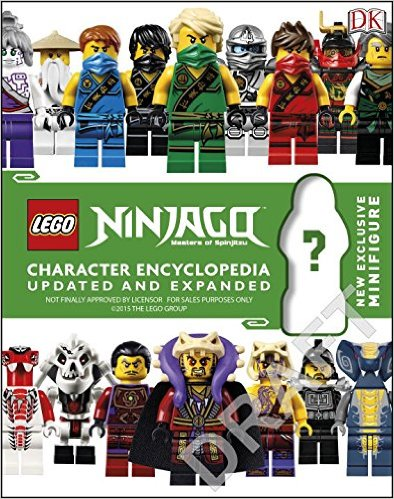 Lego Books and DVD's and Video Games with Exclusive Minifigures ...