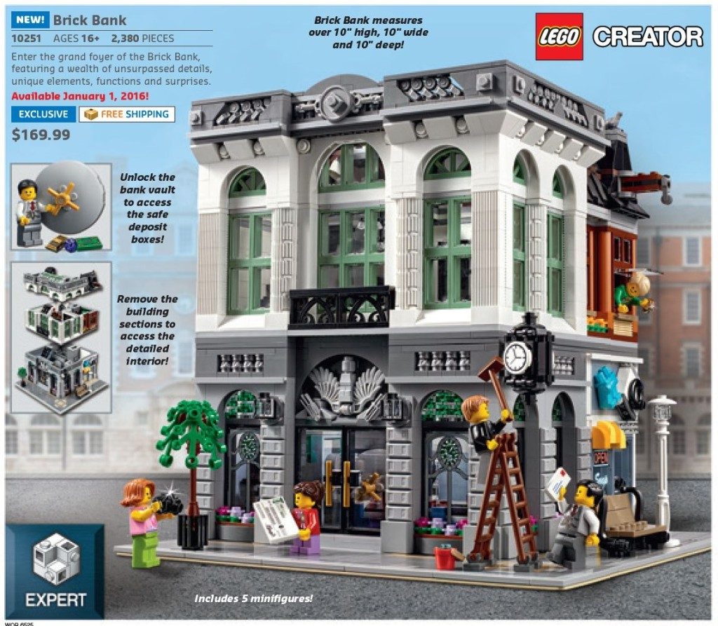 Lego january 2016 us shop at home catalog is up on website Shop at home