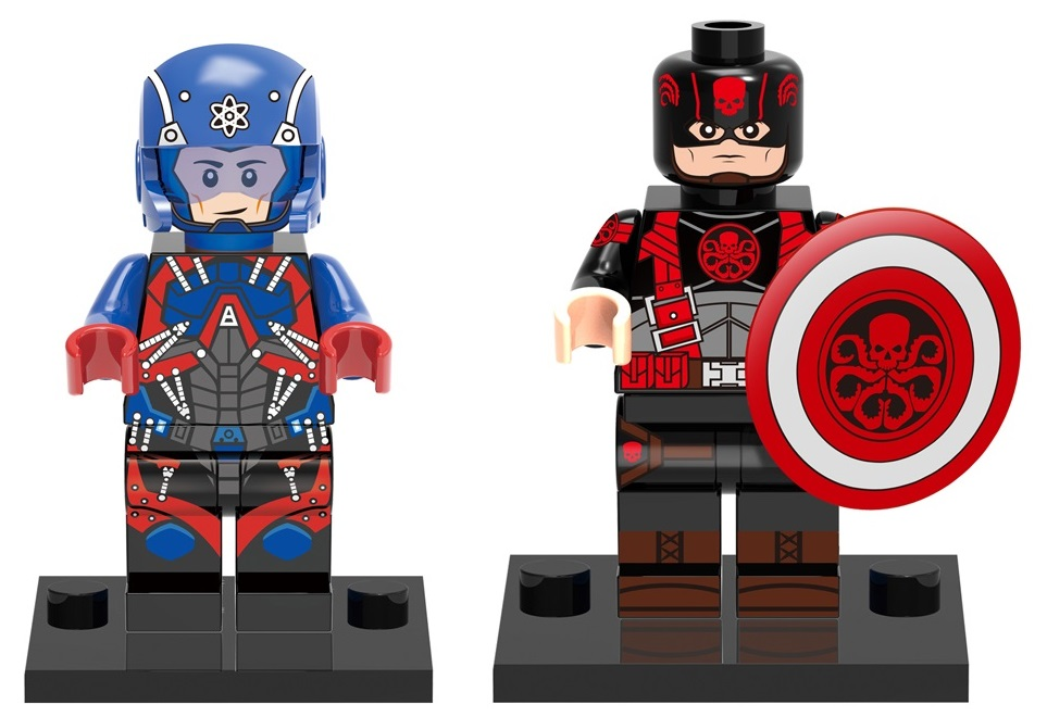Sdcc 2016 archives minifigure price guide - Lego capitaine america ...