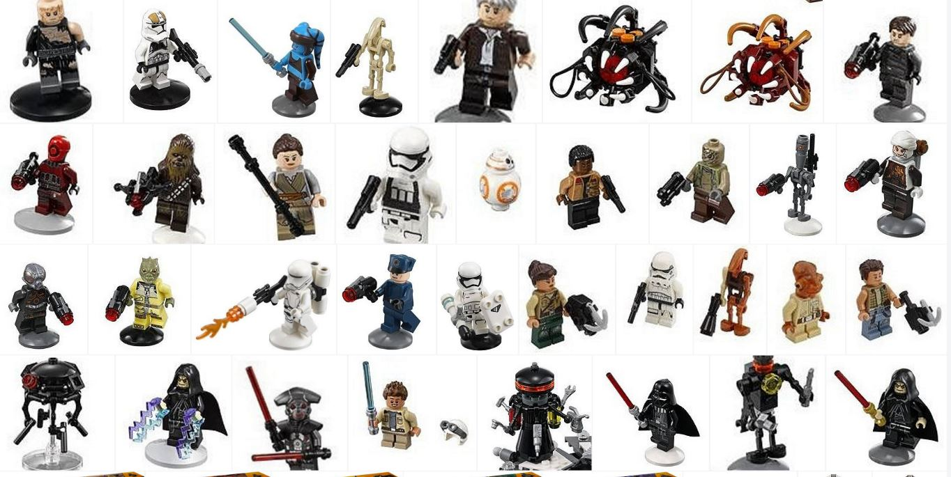 Summer 2017 Lego Star Wars