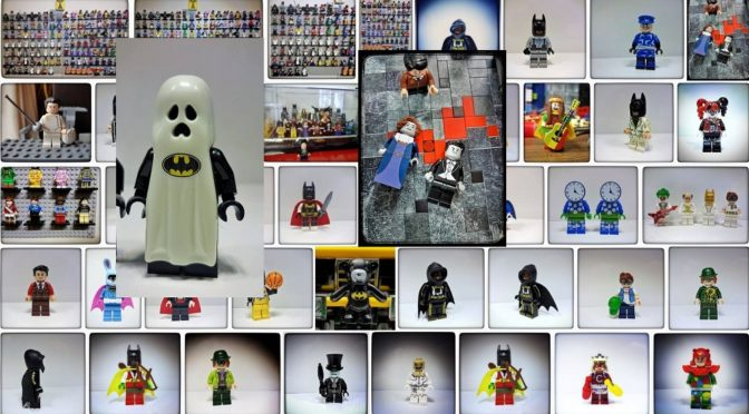 Bricksanity has created more custom Lego Batman Movie Minifigures that you ever thought possible