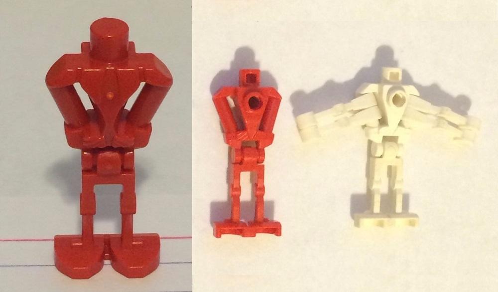 Prototype Minifigures | Minifigure Price Guide