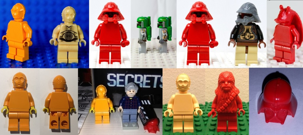 More Lego Star Wars Prototype Minifigures From Billund